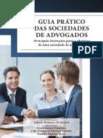 Guia Prático das Sociedades de Advogados - Livreto