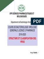 Structure Classification Virus l3 2019 2020.Ppt [Mode de Compatibilité]