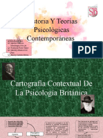 Exposición - Psicología Británica