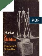 Francis a. Schaeffer - Arte y Biblia