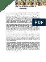 TALLER - BREVÍSIMA RELACIÓN DE LA DESTRUCCIÓN DE LAS INDIAS (1)