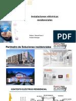 Instalaciones Eléctricas Residenciales (Rhona)