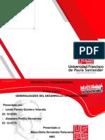 TRABAJO - DESARROLLO ORGANIZACIONAL - 2021