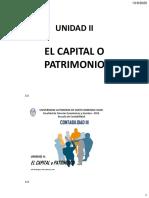 Unidad II EL PATRIMONIO-Material de Apoyo