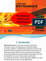 Applied Thermo, Lecture-01