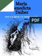 Maria Benedicta Daiber