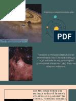 Originea Și Evoluția Sistemului Solar.