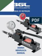 Manual Bomba Hidraulica Bgl