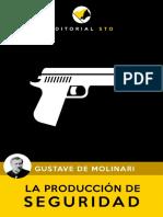 La Producción de Seguridad, Molinari - EDITORIAL STO