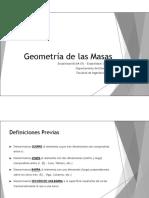 Geometría de Las Masas