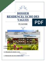 Dossier Installation Chantier Residencel u - Copie