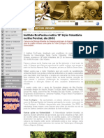 Instituto EcoFaxina realiza 14ª Ação Voluntária na Ilha Porchat, dia 20/02