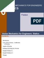 Chap 6 Friction engineering mechanics