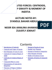 Chapt 4 Lecture engineering mechanics