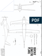 [Aviation] Aircraft Quickie Construction Plans