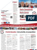 Priorités Education dans le canton de Bourg-la-Reine Antony-Nord