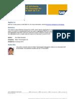 Attribute Change Run (ACR) SAP BI 7.0