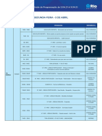 Grade de Programação de 5.04.21 A 9.04.21 DETALHADA