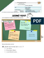 EVALUACION DE FORMATIVA_PROYECTO C.LECTORA_ 2° BASICO