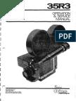 Fries Engineering 35R3 Camera Manual 1996