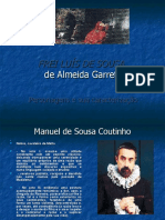 FREI LUÍS DE SOUSA- Power Point