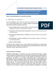 Community and Community Renewable Energy Definitions and Benefits Research Report