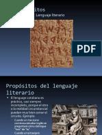 propositos_lenguaje_literario