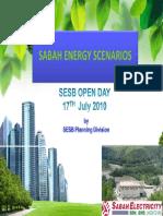 SESB PLANNING-Sabah Energy Scenarios