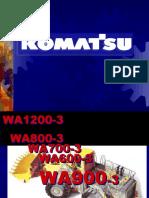 1. Estructura y Funcion WA900-3 Tren de Potencia