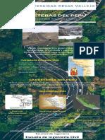Infografia de Carreteras Del Perú