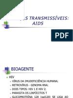DOENÇAS TRANSMISSÍVEIS AIDS