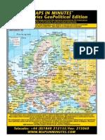 (eBook) Map Europe