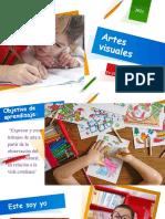 ARTES VISUALES 9 DE MARZO