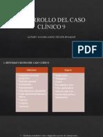 DESARROLLO DEL CASO CLÍNICO 9-Rogger Choque