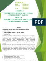 PPT B.INDONESIA MODUL 3&4