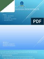 Tugas Modul Bahasa Indonesia
