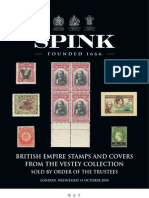 SPINKS AUCTION CATALOGUE