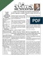 Datina - 22.04.2021 - prima pagină