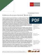 California Economic Outlook-Mar 2011