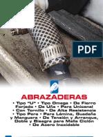 Catálogo de productos - ABRAZADERAS