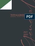 Catálogo de TOTALGRES General 2021