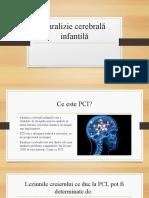 PCI Pediatrie - Malai Dumitru