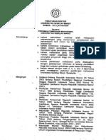PP Rektor Pembinaan Mahasiswa