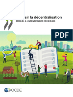 OCDE Reussir la decentralisation Manuel des Decideurs