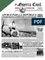 Diario de La Guerra Civil La Aventura de La Historia Unidad Editorial Revistas 02