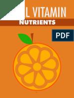Vital vitamina Nutrientes