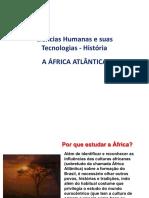 1 A África atlântica