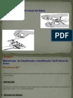 Aula 1 Analise Táctil Visual - MCT