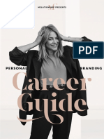 Melationship Career Guide – Personal Branding
