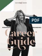 Melationship Career Guide – Personal Branding